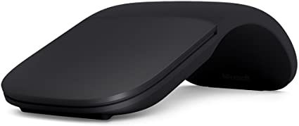 Microsoft Arc Mouse ELG00001 Black at Kapruka Online for specialGifts