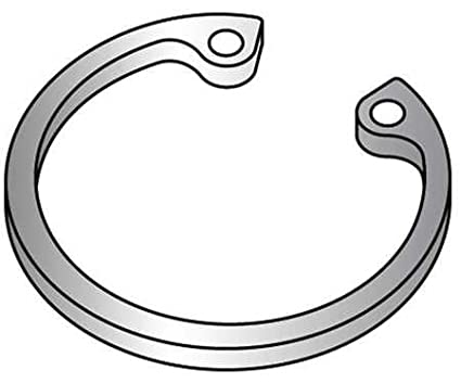 Pack of 9 3//4in Bore Inter PK50, Retaining Ring