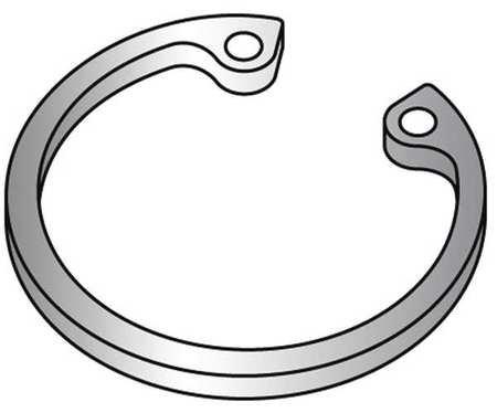 Retaining Ring, Inter, 1-3/16in Bore, PK25 (7 Pieces)