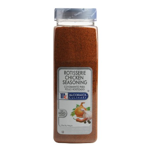 McCormick: Rotisserie Chicken Seasoning 24 Oz. (2 Pack) by Mccormick