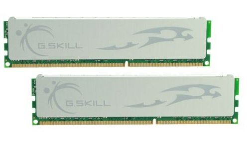 G.SKILL ECO Series 4GB (2 x 2GB) 240-Pin DDR3 SDRAM 1333 (PC3 10666) Desktop Memory Model (Sli Deluxe Socket)