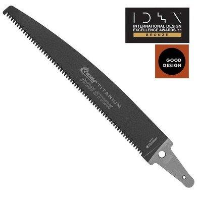 Clauss 18486 AirShoc Titanium Non-Stick Branch Saw Replacement Blade