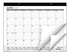Professional Desk Calendar 2019-2020: La...