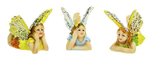 Bundle Assorted Resin Dreaming Fairies