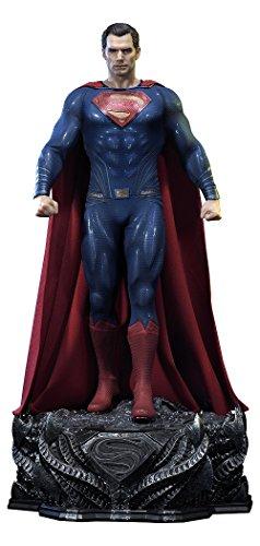 スーパーマン 「ジャスティス・リーグ」 ミュージアムマスターライン 1/3 ポリストーン製スタチューの商品画像
