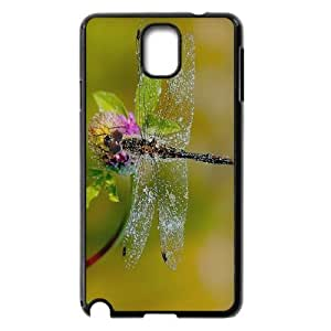 hong hong customize Dragonfly Custom Cover Case as for Samsung Galaxy Note on 3 N9000,diy phone Sofia case 629673 scheming