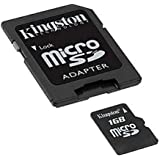 Kingston 1GB KINGSTON MICROSD MEMORY CARD