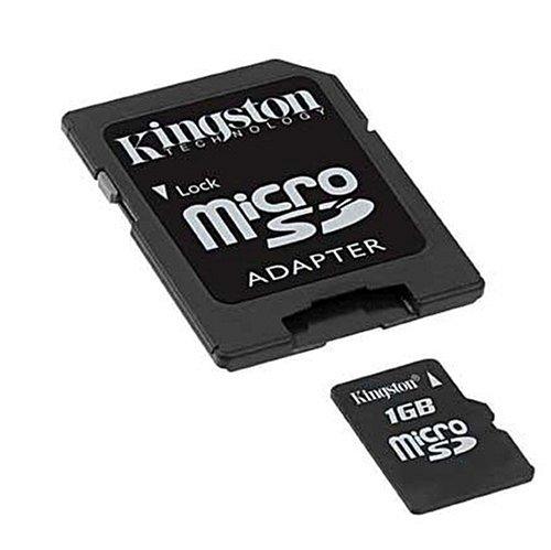 Free 1GB KINGSTON MICROSD MEMORY CARD