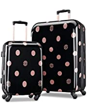American Tourister Disney Hardside Luggage with Spinner Wheels