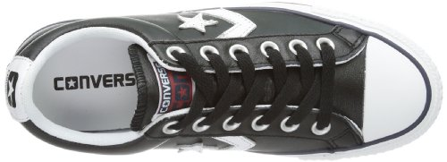 Core Baskets noir blanc Sp Mode Lea Noir Adulte Converse Mixte Ox wI5vzxqqn