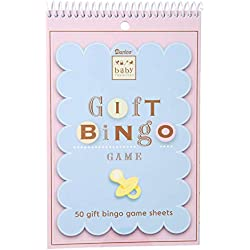 Darice Bingo Game, 50 Sheets