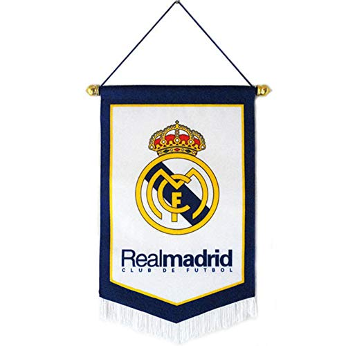 ZQfans Real Madrid Indoor and Outdoor Flags Bar/Club/Bedroom Decoration Hanging Flags