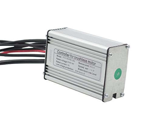 36V And 48V 350W Electric Bicycle Brushless Dc Sine Wave 20A Controller For Sondors Ebike