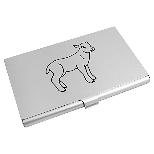 Card Holder Credit Azeeda Business 'Cute Card Lamb' Wallet CH00014741 BUxnq7PYwn