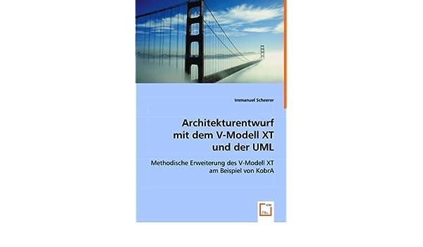 Architekturentwurfmit dem V-Modell XTund der UML