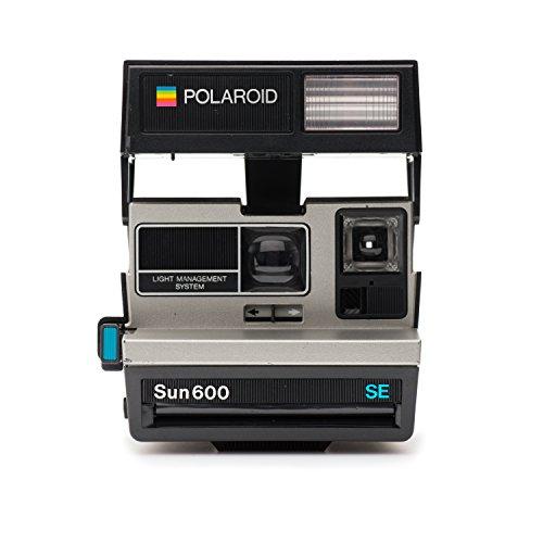 Polaroid Originals 4722 Polaroid 600 Camera, Silver LMS