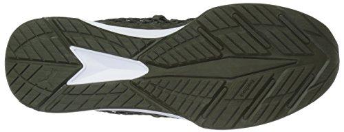 Mens Puma Accendono Netfit Cross-trainer-shoes-foresta Di Notte Di Ricino Grigio
