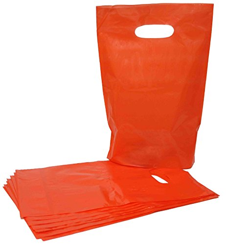Colored Plastic Bags - 8