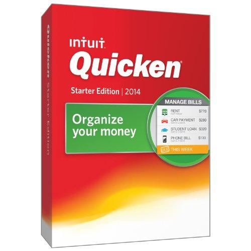 Quicken Starter 2014 Old Version