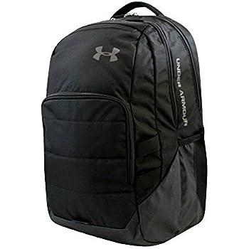 Amazon.com | Under Armour Raid Storm1 Black Backpack