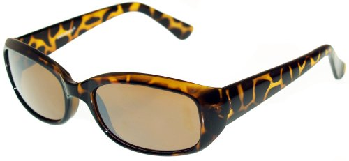 Dockers Womens Brown Rectangle Sunglasses product image