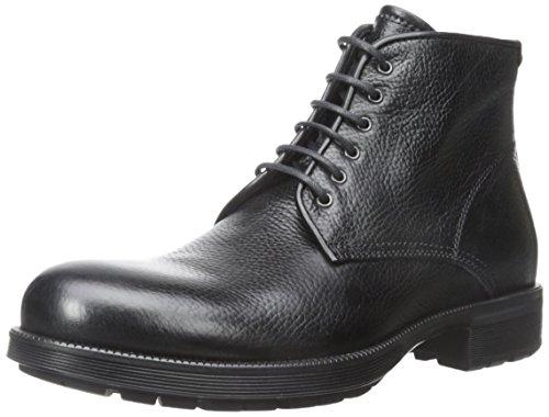 Aquatalia Mens Harvey Chukka Boot Black