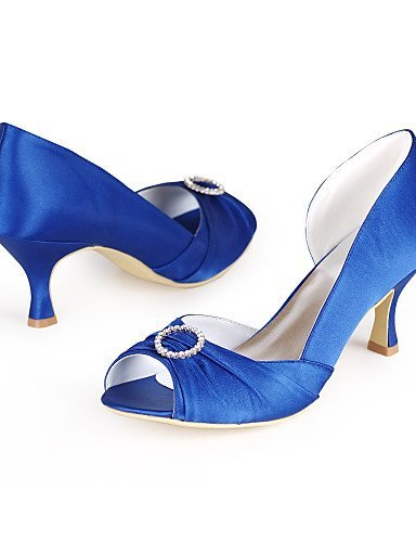 Rot Rosa Damen Hochzeit Heels Hochzeit Schuhe Rot Lila Elfenbein Blau ShangYi Heels Gold Champagner Silber Schwarz Weiß adw8c