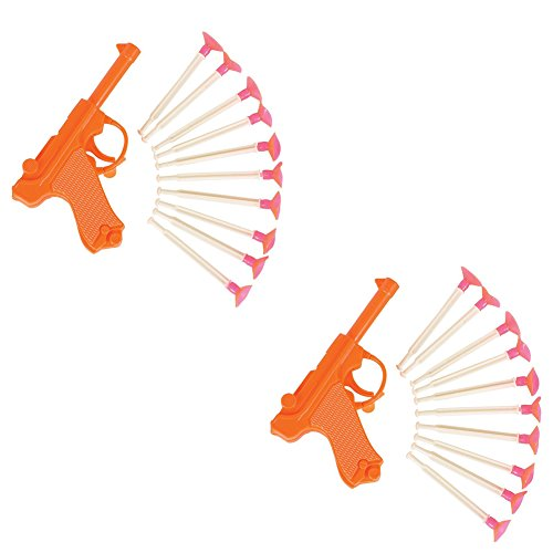 Dart Gun Toy Inch