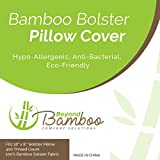 """neck roll pillow cover Bamboo Beyond Bolster Pillow Case 