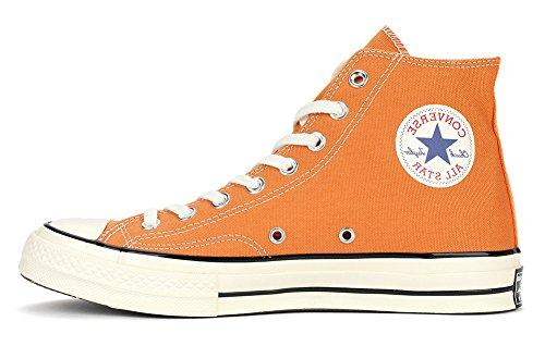 Converse Mens Kastar Taylor Alla Stjärn 70 Hi Gymnastikskor (oss 10,5 D (m), 159622c, Bränd Orange)