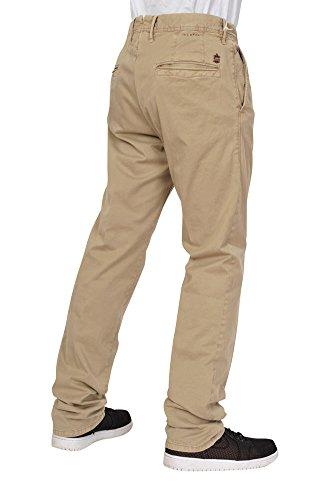Incotex Pantalon Homme 31 Marron / Casual coupe étroite Slim Cut R