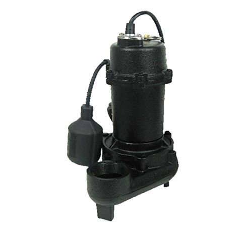 Jackel-Sump-Effluent-Pump-13-HP-Cast-Iron