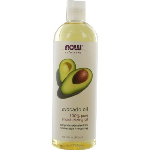 Now Foods Avocado Oil 16 Ounce (3 Pack)