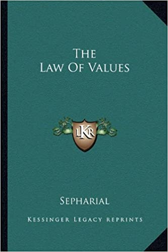 Book The Law of Values