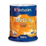 Verbatim DVD-R 4.7GB 16x AZO Recordable Media