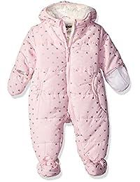 OshKosh baby-girls Baby Heart Print Pram Suit