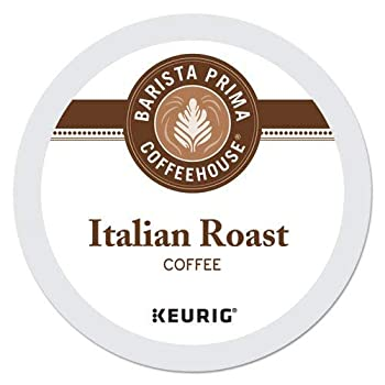 Barista Prima Coffeehouse Italian Roast K-Cup Coffee
