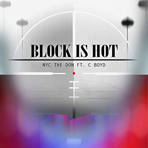 block is hot - 8