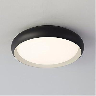 Yyhaoge Led Lampe De Plafond Moderne Minimaliste Chambre Plafonnier