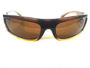 DSO 57 Brown to Amber - Amber Lens Polarized