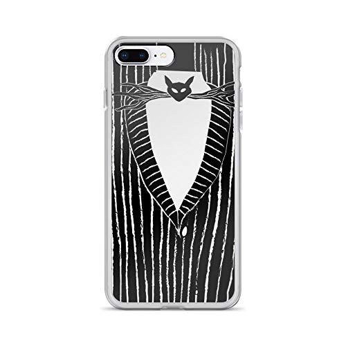 iPhone 7 Plus/8 Plus Pure Clear Case Cases Cover Jack Skellington -