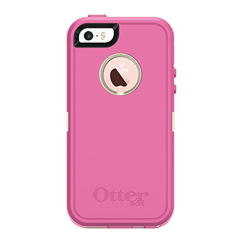 Cheap Cases OtterBox DEFENDER SERIES Case for iPhone 5/5s/SE - Retail Packaging - BERRIES..