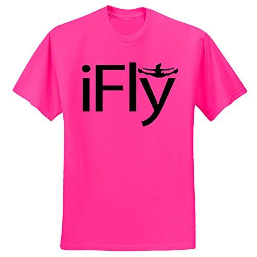 Cheap Chosen Bows Hot Pink iFly T-Shirt