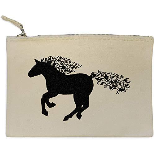 'caballo Case Bolso De Floral' Azeeda cl00004489 Accesorios Embrague PnqwBWWd4