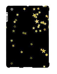 For Ipad 2/3/4 Tpu Phone Case Cover(gold Glitter )