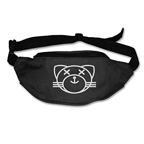 Kiss Land Cat XO The Weeknd Logo Running Waist Pack - Sydney Dior