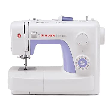 Singer 3232 Simple 32-Stitch Sewing Machine, White