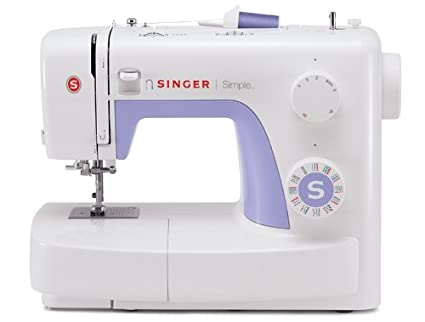 Amazon SINGER Simple 40 Portable Sewing Machine With 40 Amazing Sewing Machine Beginners Kit