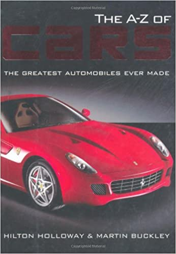 Bitorrent Descargar The A - Z Of Cars: The Greatest Automobiles Ever Made Kindle Paperwhite Lee Epub