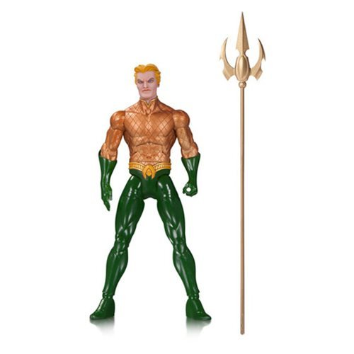DC Comics Designer Series: Aquaman by Greg Capullo Action Figure